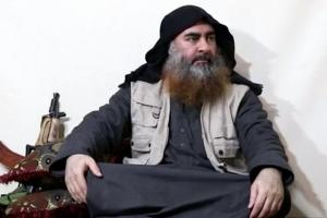 ابوبکر البغدادی، فوٹو : رائٹرس