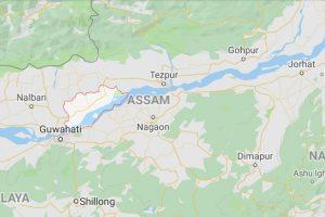 Darang-Assam-Map