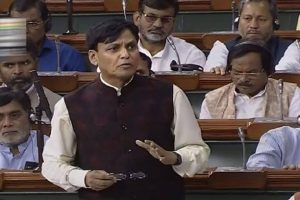 مرکزی وزیر نتیانند رائے، فوٹو: پی ٹی آئی