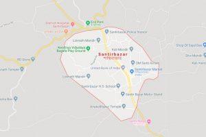 Santir-Bazar-Tripura