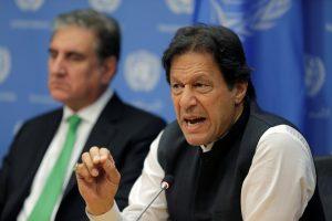 پاکستان کے وزیر اعظم عمران خان (فوٹو : پی ٹی آئی)