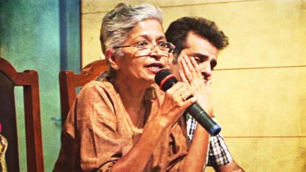 گوری لنکیش، فوٹو: فیس بک