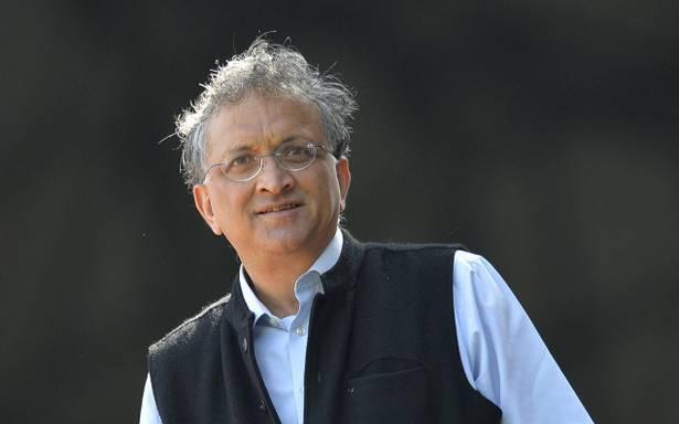 مؤرخ رامچندر گہا(فوٹو بہ شکریہ: د ی ہندو)