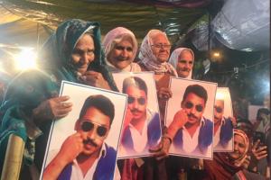 بھیم آرمی چیف چندرشیکھر آزاد، فوٹو بہ شکریہ: ٹوئٹر/@BhimArmyChief