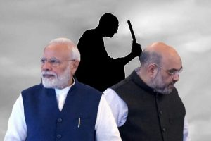 Modi-Shah-Gandhi