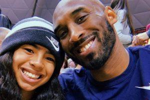 کوبے برائنٹ اور ان کی بیٹی گیانا۔ (فوٹوبہ شکریہ : ٹوئٹر )
