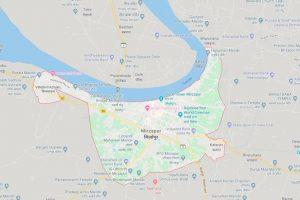 Mirzapur-map