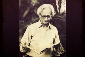 کرشن بلدیو وید(پیدائش : 27 جولائی 1927- وفات : 06 فروری 2020)[فوٹو بہ شکریہ : راج کمل پرکاشن]