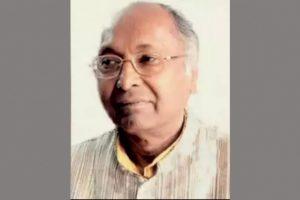 ہندی کے معروف ادیب گریراج کشور، فوٹو بہ شکریہ : ٹوئٹر
