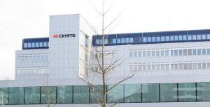 سوٹزرلینڈ میں کرپٹو اےجی کا دفتر (فوٹو : رائٹرس)