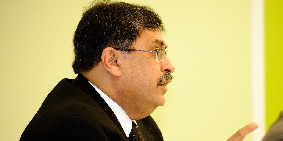 Islamabad high court Chief Justice Athar Minallah. Photo: Flickr/Heinrich-Böll-Stiftung CC BY SA 2.0