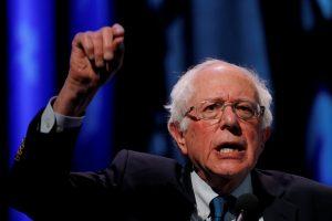 امریکی صدر کے عہدے کے ڈیموکریٹک امیدوار برنی سینڈرس(فوٹو :رائٹرس)