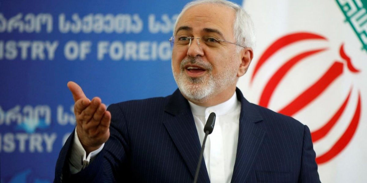 ایرانی وزیر خارجہ جواد ظریف(فوٹو : رائٹرس)
