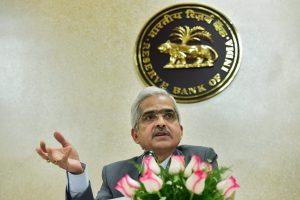 ریزرو بینک گورنر شکتی کانت داس۔ (فائل فوٹو : پی ٹی آئی)