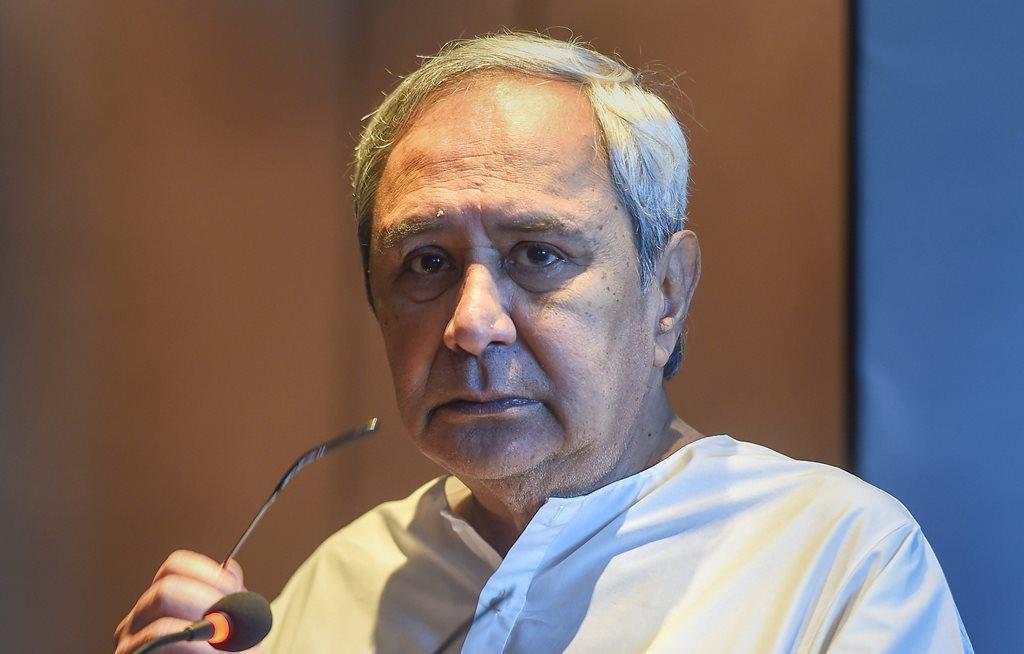 اڑیسہ کے وزیر اعلیٰ نوین پٹنایک (فوٹو: پی ٹی آئی)