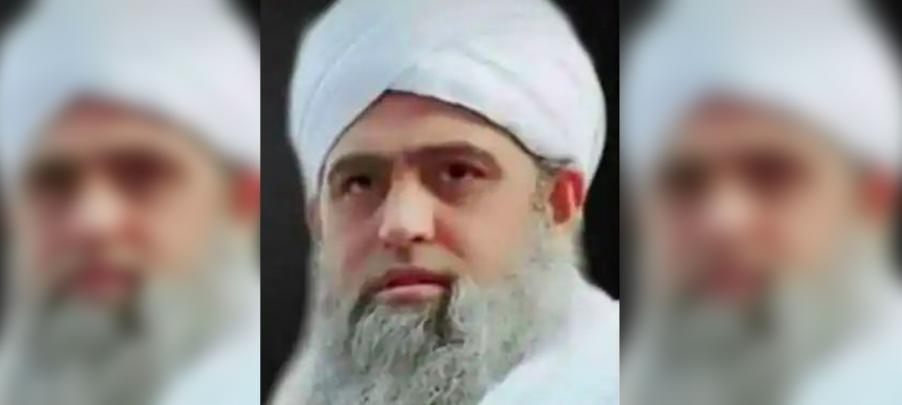 مولانا سعد کاندھلوی ،فوٹو: ویڈیو اسکرین گریب، ٹوئٹر