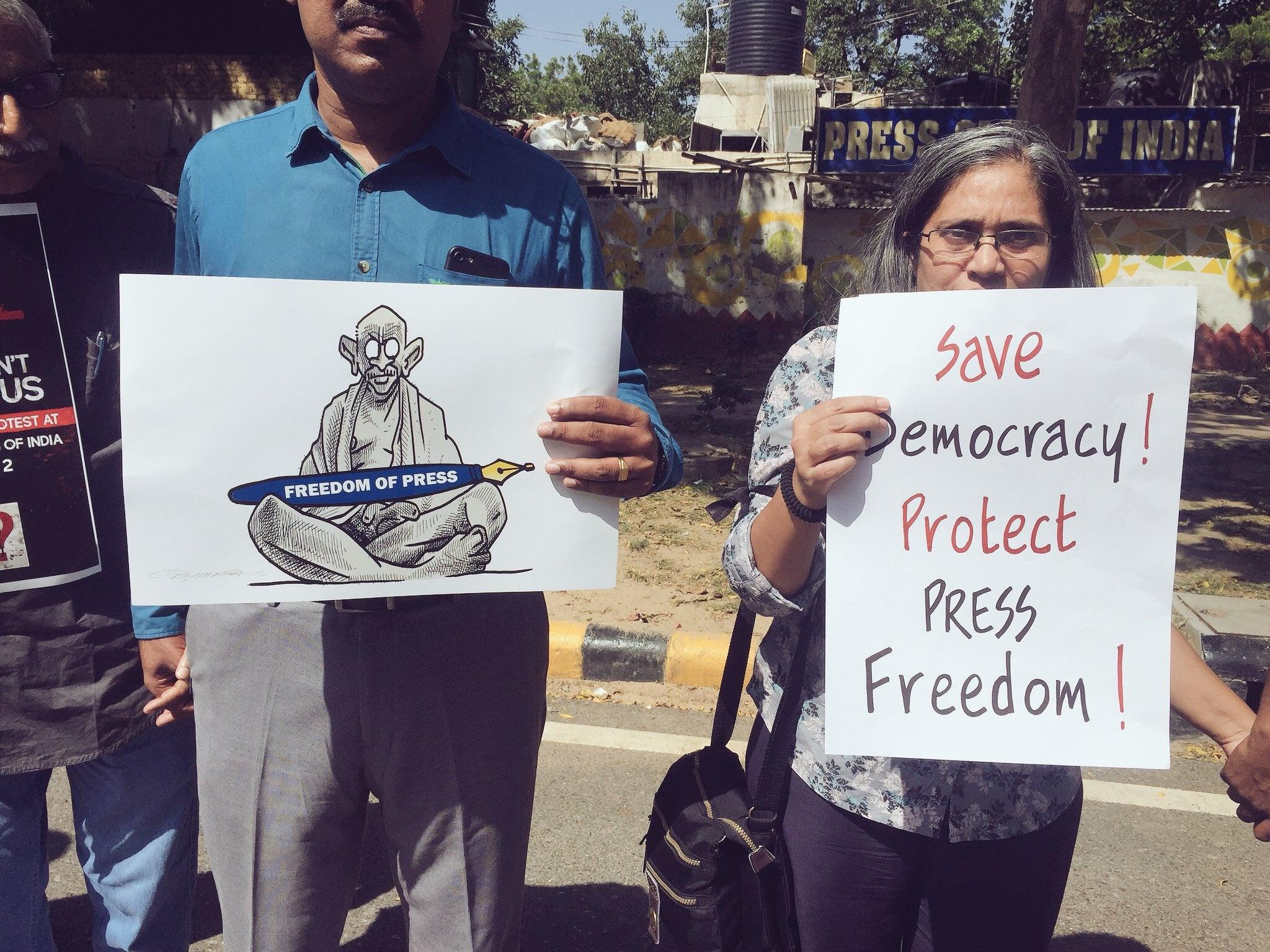 فوٹو: کرنیکا کوہلی/دی وائر
