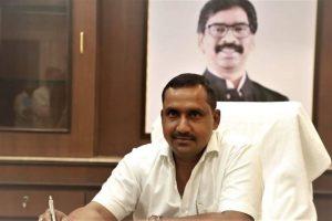 جھارکھنڈ کے وزیر صحت (فوٹو: فیس بک/@TeamBanna)