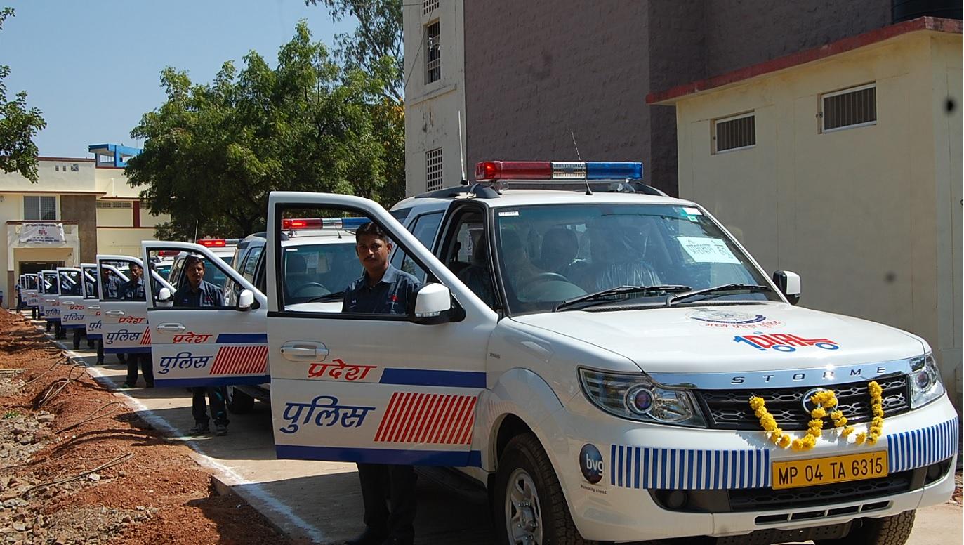 (فوٹو: مدھیہ پردیش پولیس ویب سائٹ)
