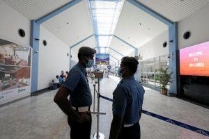 سری لنکا کا انٹرنیشنل ہوائی اڈہ(فوٹو: رائٹرس)