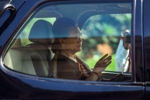 کانگریس پارٹی کی صدرسونیا گاندھی۔ (فوٹو: پی ٹی آئی)