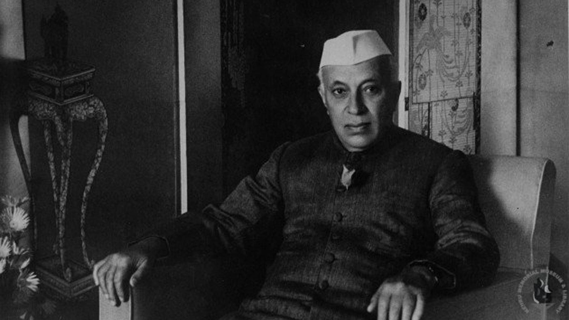 فوٹو بہ شکریہ: Nehru Memorial Library