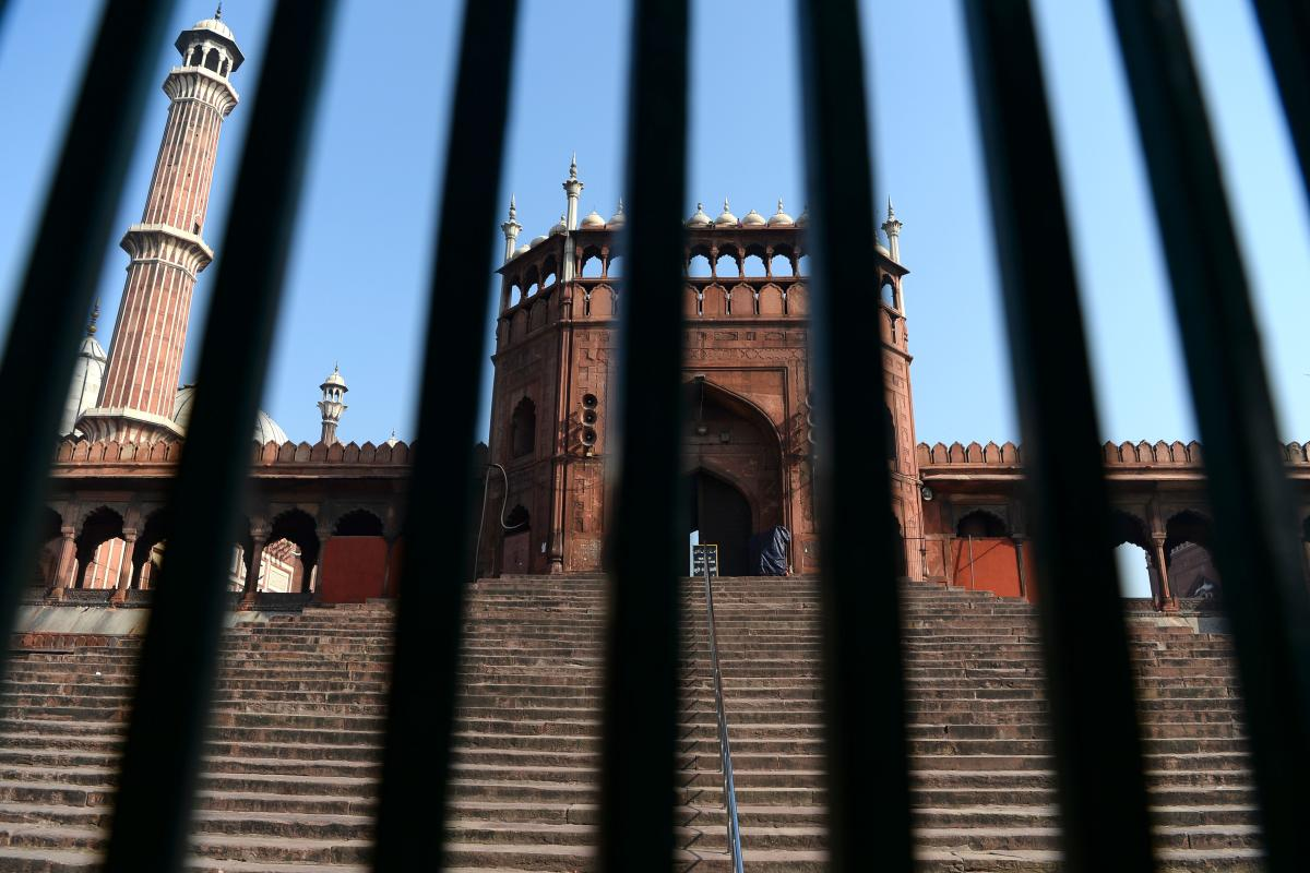 جامع مسجد، فائل فوٹو: رائٹرس