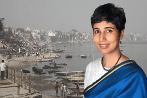 صحافی سپریہ شرما۔ (فوٹو بہ شکریہ: ٹوئٹر)