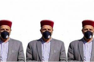 رام لال مارکنڈا۔ (فوٹو: ٹوئٹر/@DMarkanda)