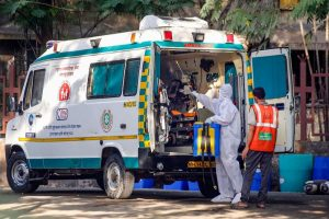 Corona-Ambulance-PTI