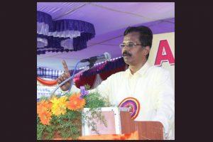 ڈاکٹر سبییا شنمگم۔ (فوٹوبہ شکریہ: اے بی وی پی)