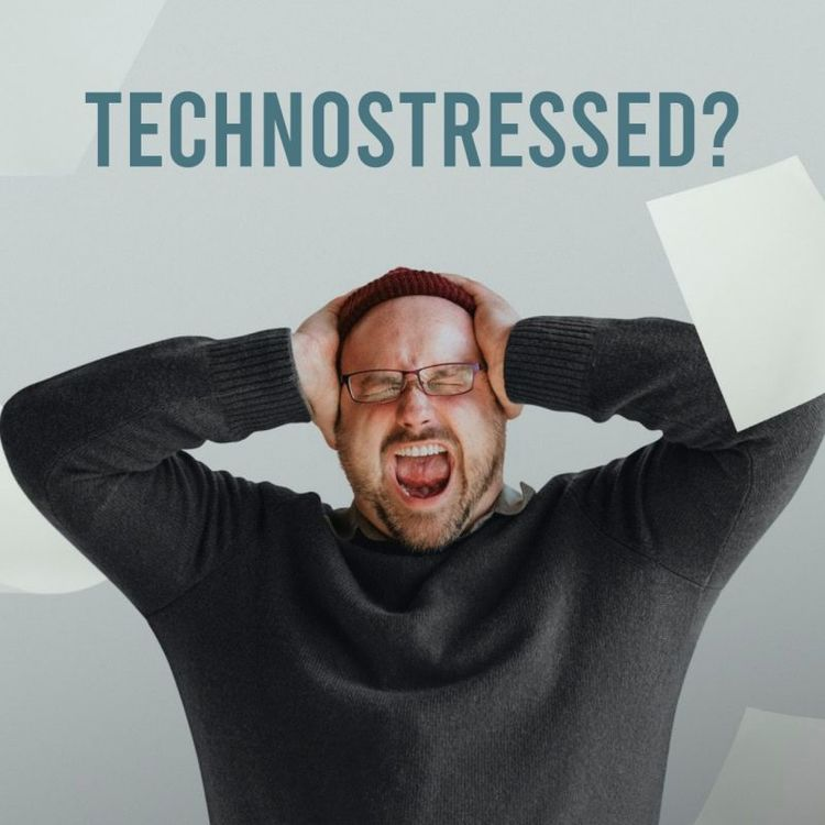 Technostressed medium
