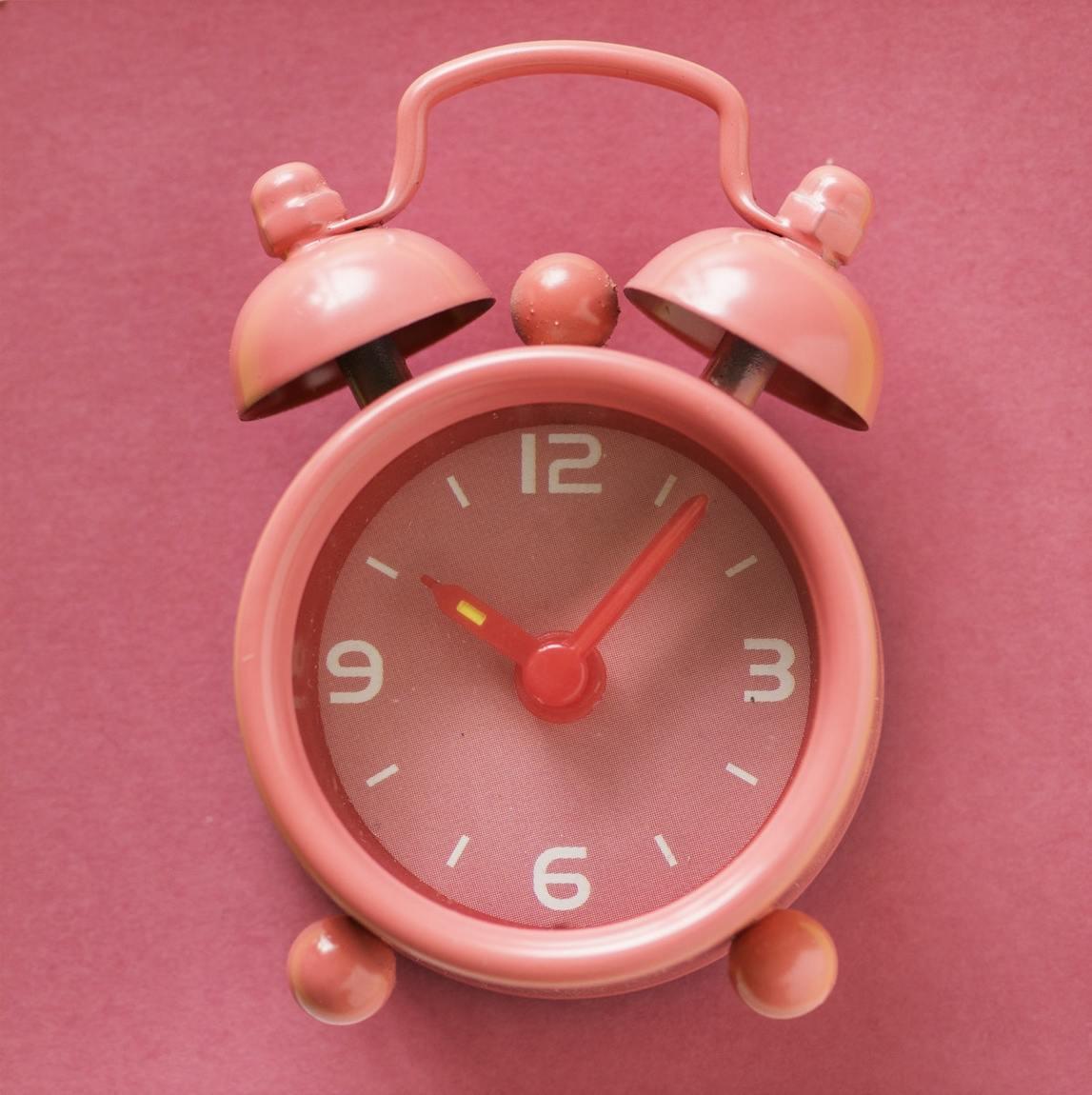 Clock ticking big