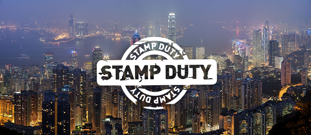 Stamp Duty, Hong Kong