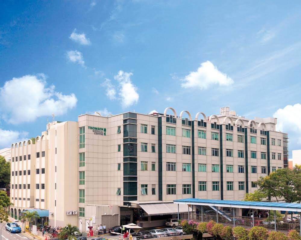 Thomson Medical Centre building