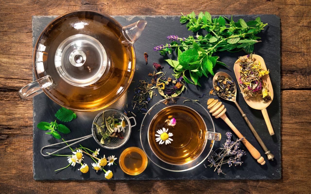 TCM natural herbs