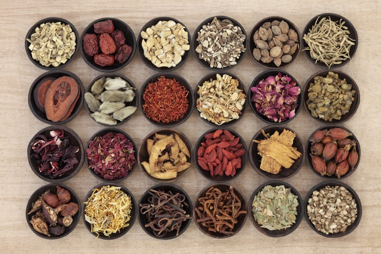 TCM Chinese Medicine herbs