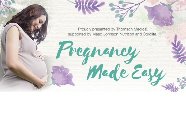 Thomson Medical-Pregnancy Made Easy