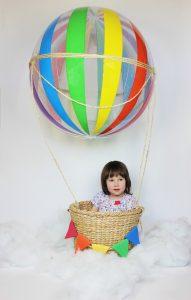 PVC氣球, PE氣球