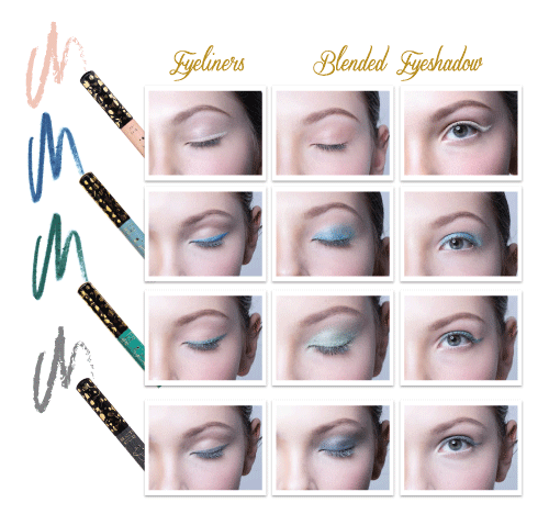 Beauty story eye liner tips