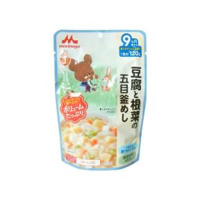 Morinaga 5 Kinds of Vegetables, Tofu With Fried Rice 130g