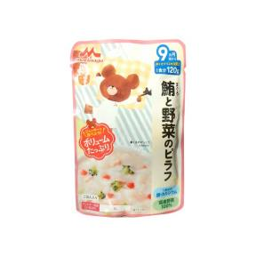 Morinaga Tuna, Vegetables With Italian Fried Rice 130g