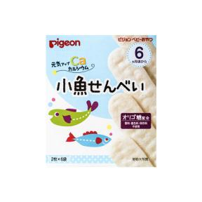 Pigeon Rice cracker with anchovies (calcium enriched)