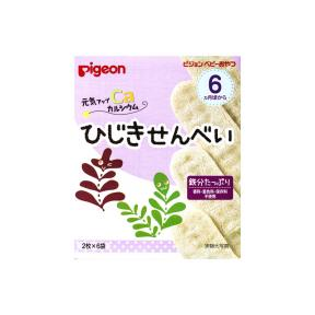 Pigeon Rice Cracker with seaweed (calcium enriched)
