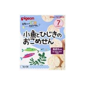 Pigeon Anchovies and Seaweed rice cracker (calcium enriched)