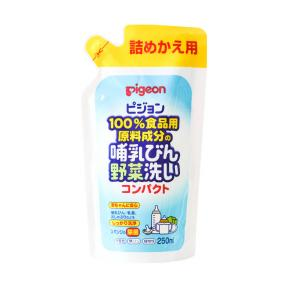 Pigeon Bottle and Vegetable Wash Refill 250 ml