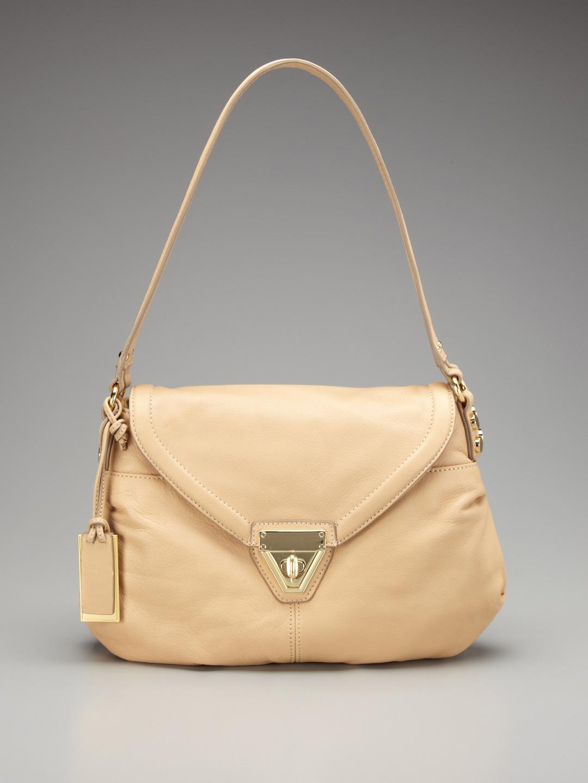 La Victoire Nantucket Flap Shoulder Bag 40