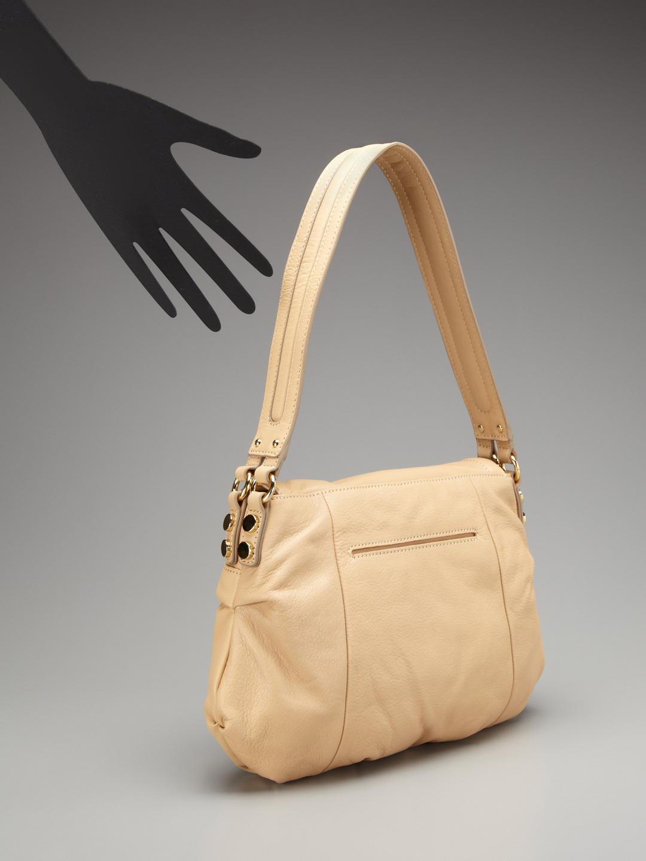 La Victoire Nantucket Flap Shoulder Bag 48