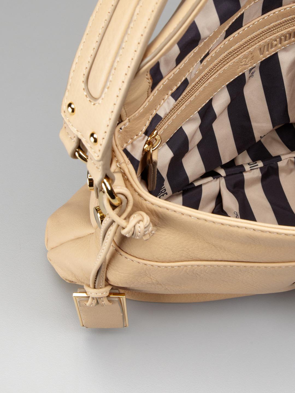 La Victoire Nantucket Flap Shoulder Bag 45