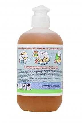 Moisturizing Handwash Squeaky Clean 562ml